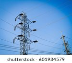 electricity | Shutterstock . vector #601934579