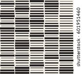 vector seamless black and white ... | Shutterstock .eps vector #601951460