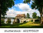 vernon  normandy  france | Shutterstock . vector #601995029