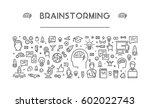 line web banner for... | Shutterstock .eps vector #602022743