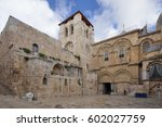 Church Of The Holy Sepulchre ...