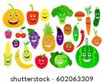 vector illustration of cartoon... | Shutterstock .eps vector #602063309
