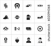 set of 16 editable business...