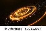 science fiction futuristic 3d...   Shutterstock . vector #602112014