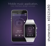mobile and watch music...