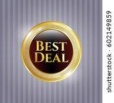 vector illustration of best... | Shutterstock .eps vector #602149859