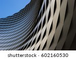 view of a abstract silver... | Shutterstock . vector #602160530