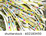 prepress color management in... | Shutterstock . vector #602183450