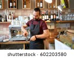 small business  people and... | Shutterstock . vector #602203580