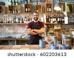 small business  people and... | Shutterstock . vector #602203613