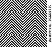 vector seamless pattern.... | Shutterstock .eps vector #602209580