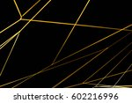 abstract neon light beams... | Shutterstock . vector #602216996