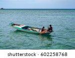 sabah  malaysia   january 8 ... | Shutterstock . vector #602258768