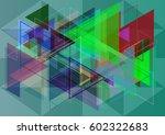 geography art template   Shutterstock .eps vector #602322683
