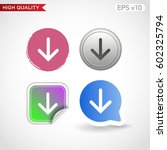 colored icon or button of... | Shutterstock .eps vector #602325794