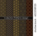 pattern vector color graphic... | Shutterstock .eps vector #602358920