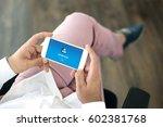 workflow concept | Shutterstock . vector #602381768