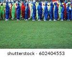 kuala lumpur  malaysia   31st... | Shutterstock . vector #602404553