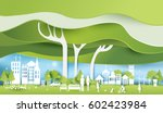 Green Eco City And Life Paper...