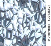 dark crystal rhinestone... | Shutterstock . vector #602436524