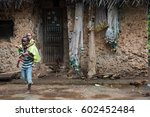 editorial use. even facing poor ... | Shutterstock . vector #602452484