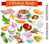 Illustration Of Ingredient For...