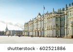 Hermitage Museum   Winter...