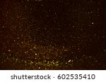 bokeh abstract background with... | Shutterstock . vector #602535410