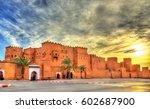 Taourirt Kasbah In Ouarzazate ...