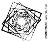 grungy textured element edgy...   Shutterstock .eps vector #602703710