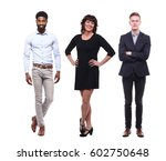 group of people in front of a... | Shutterstock . vector #602750648