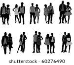 couples | Shutterstock .eps vector #60276490