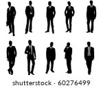 business people | Shutterstock .eps vector #60276499