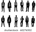 male fashion | Shutterstock .eps vector #60276502