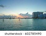 miami  florida  circa september ... | Shutterstock . vector #602785490