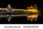Golden Temple In Amritsar At...