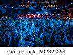 moscow 11 october 2015  big... | Shutterstock . vector #602822294