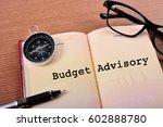 travel concept   budget... | Shutterstock . vector #602888780