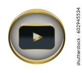 vector illustration of gold... | Shutterstock .eps vector #602945534