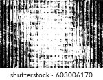 grunge black and white urban... | Shutterstock .eps vector #603006170