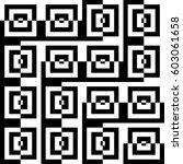 vector seamless pattern....   Shutterstock .eps vector #603061658