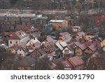 roof | Shutterstock . vector #603091790