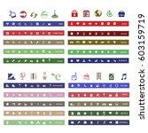 basic vector set. computing... | Shutterstock .eps vector #603159719