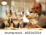 wine tasting sampling with...   Shutterstock . vector #603162314