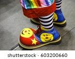 Clown Shoes Color