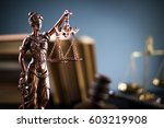law theme  gavel of the judge