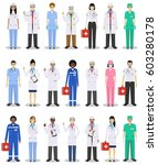 medical concept. detailed... | Shutterstock .eps vector #603280178
