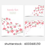 Vector Decoration Branches Wit...