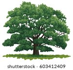 vector graphic illustration of... | Shutterstock .eps vector #603412409