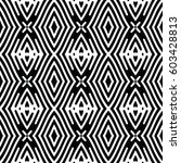 engraving seamless pattern. the ... | Shutterstock .eps vector #603428813